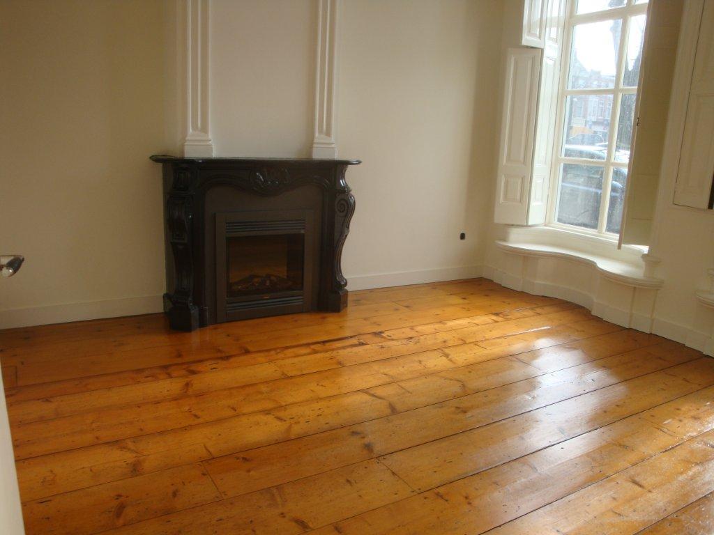 Oude Grenen Vloer : Van winden vloeren studio