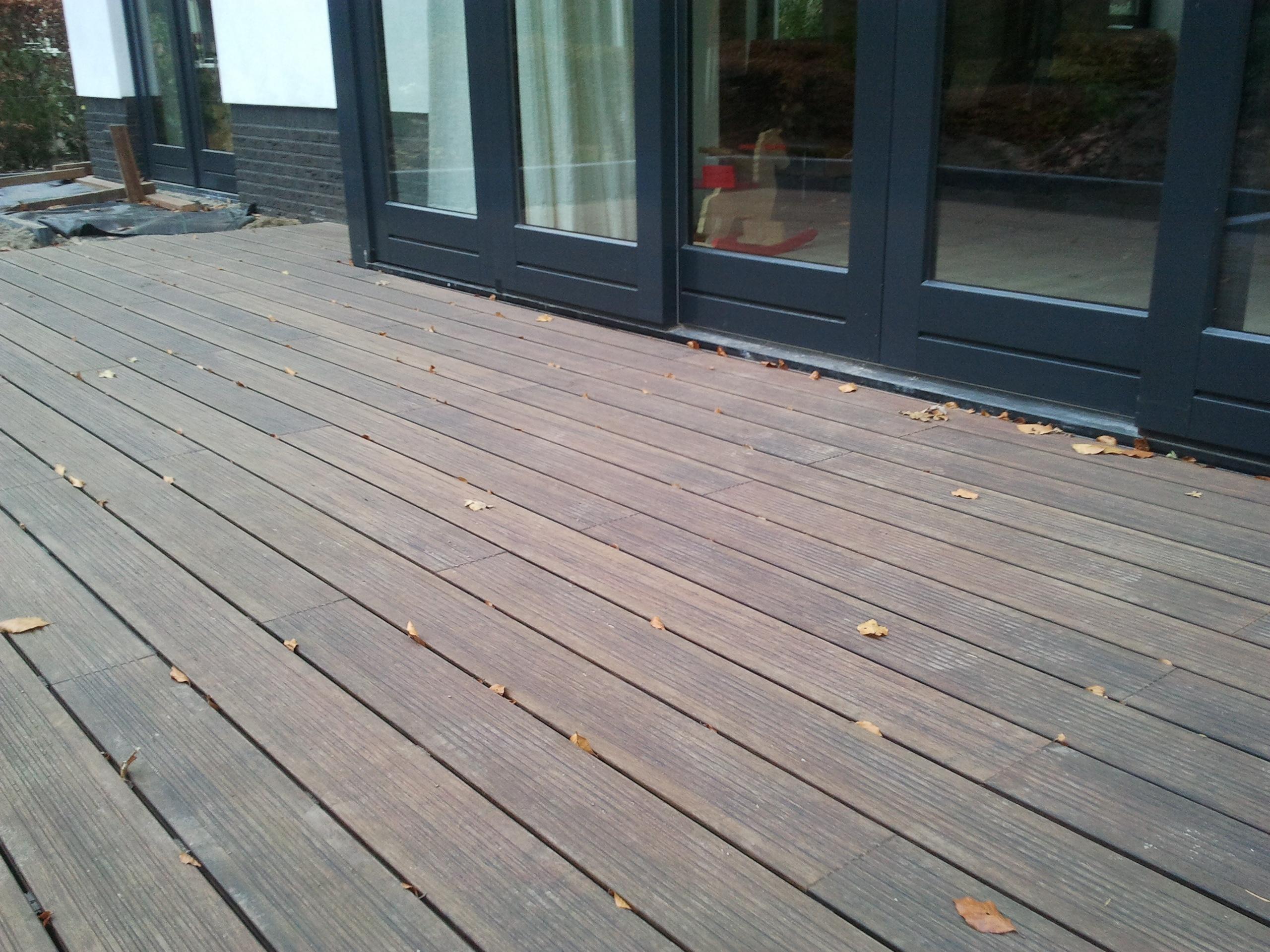 Van winden vloeren studio - Zwembad terras hout photo ...